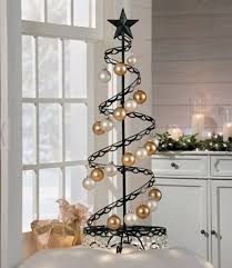 10 Spiral Ornament Display Stand Delectable Ornament Trees Christmas Ornament Stand And Hooks Hangers