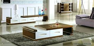 coffee tables and tv stands modern design with stretch function coffee table and stand s regarding