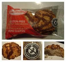 Dunkin Donuts Allergen Chart Tim Hortons Gluten Free Macaroons Review Gluten Free Doll