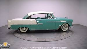 132454 / 1955 Chevy Bel Air - YouTube