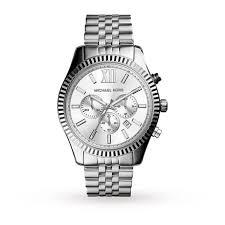 michael kors men s chronograph stainless steel bracelet watch 45mm michael kors men s chronograph stainless steel bracelet watch 45mm mk8405