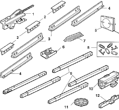 chamberlain garage door opener parts. Parts For Chamberlain Garage Door Opener PPI Blog Within Ideas 14 With Sears Prepare 7
