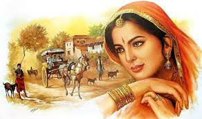 Cutest Indian Village Women Wallpapers ...