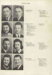 Vermillion High School - Tanager Yearbook (Vermillion, SD), Class of 1942,  Cover