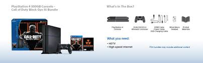 sony used playstation 4 500gb system black. view larger sony used playstation 4 500gb system black n
