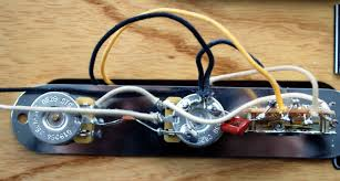 fender telecaster wiring kit fender image wiring tele wiring diagram wiring diagram and hernes on fender telecaster wiring kit