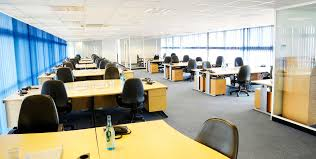 large office space. Basingstoke Large Serviced Office Space E