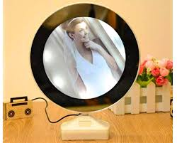 Glass Photo Frames With Lights Buy Vakharmagic Mirror Plastic And Glass Photo Frame Led