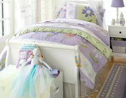 pottery barn white twin bed trundle i love the kids daisy garden lavender on pottery barn