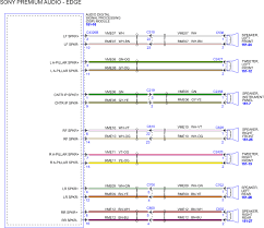 2011 ford fusion radio wiring diagram wiring diagram brilliant edge 2012 f350 wiring diagram at 2011 F350 Wiring Diagram