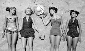 Image result for bathing beauties vintage
