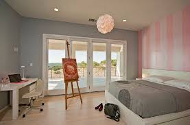Blue Accent Walls In Bedroom Wall Mounted Brown Rectangle Platform