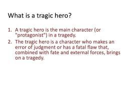 tragic hero essay hamlet tragic hero essay