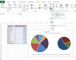 Excel To Pie Chart Pie Of Pie Chart In Excel Datascience Made Simple