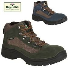 Hoggs Of Fife Size Chart Details About Hoggs Of Fife Mens Rambler Waterproof Hiking Walking Trainer Shoe Boots Sz 7 12