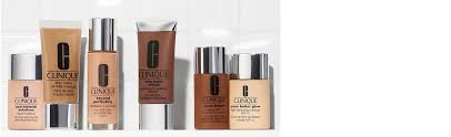 Clinique Skin Types Chart Foundation Makeup Clinique