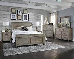 Ideas Wood Furniture King Gray Couples Makeup Decor Fitzroy ...