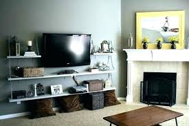 floating tv wall floating shelf for wall post floating wall unit cabrini floating wall tv panel 18 in white gloss