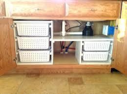 under kitchen sink storage under kitchen cabinet storage storage under kitchen sink under sink organizers under