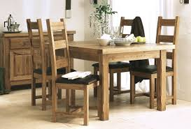 small dining tables sets: vancou country oak leg double extending or expandable dining table excerpt farmhouse room houzz dining