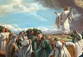 Risultati immagini per Immagini Ascensione di cristo in cielo