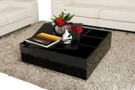low black coffee table with storage coffee tables decoration regarding black coffee tables with storage