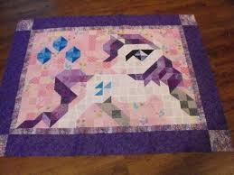 40 best Pony Quilt Templates images on Pinterest | Templates ... & quilts | My Little Pony Quilts - Neatorama Adamdwight.com