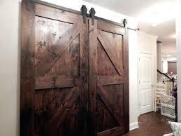 sliding barn doors ideas most closet barn door hardware dual sliding barn doors interior wood barn