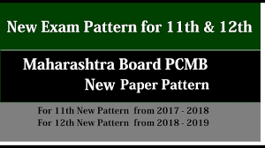 Paper Pattern Extraordinary New Question Paper Pattern For 48th 48th For PCMB Maharashtra