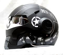 black zaku us army stormtrooper 610 motorcycle harley chopper dot