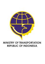 Image result for Ministry Transport Indonesia logo