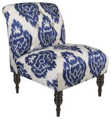 blue and white accent chair. Alluring Blue And White Accent Chair With Amazing Incredible Shop Stripe In Modern D