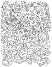 Small Picture Mandala para Colorear Coloring for Big Kids