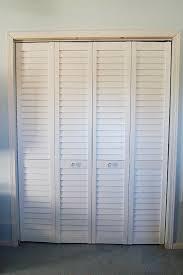 louvered bifold doors. Photos Of Half Louvered Bifold Closet Doors S