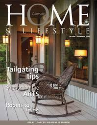 Best Movie 40 Columbia HOME LIFESTYLE October November 40 Classy Home Interior Magazine