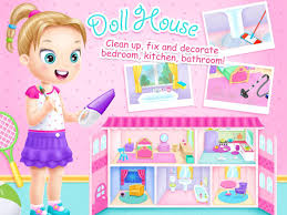 doll house cleanup android apps on google play