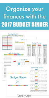 Free Printable Budget 10 Free And Brilliant Budget Printables To Organize Your Finances