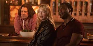 Leverage: Redemption Review: A Very ...