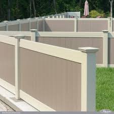 Vinyl Privacy Fencing Colors Fences Ideas
