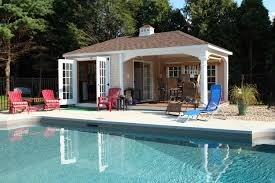 pool house. Modren Pool Poolhouse For Pool House H