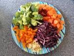 maaltijd laag in calorieën