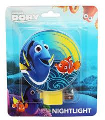 Finding Nemo Light Fish Disney Pixars Finding Dory Nemo And Dory Shade Childrens Night Light