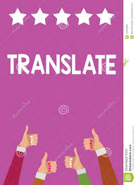 Another Word For Violet Handwriting Text Translate Concept Meaning Another Word With Same