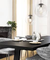 beacon pendant lighting. Marcel 400Mm Pendant In Clear/black With Beacon Lights (Image 13 Of 15 Lighting T