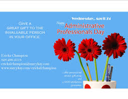 Administrative Professional Days Administrative Professionals Day Lifes A Journey