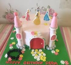 Princess Castle Cake 7