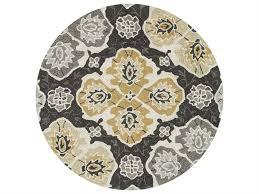 loloi rugs francesca fc 25 3 0 round charcoal multi area