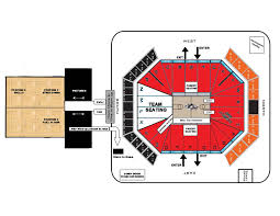 The Pit New Mexico Seating Chart Spirit Nmaa
