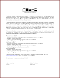 Sponsorship Email Template Charity Proposal Template Example Test Plan
