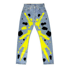 Create Your Own Pants Create Your Own Painted Denim Pants